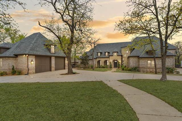 281 W Waters Edge Way, Oak Point, TX 75068 (MLS #14540149) :: Results Property Group