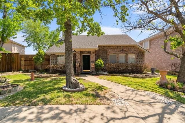 1444 Altstatten Lane, Lewisville, TX 75067 (MLS #14540222) :: The Chad Smith Team