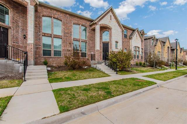 1533 Joy Drive, Carrollton, TX 75007 (MLS #14540232) :: The Hornburg Real Estate Group