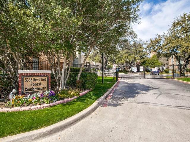 5335 Bent Tree Forest Drive #223, Dallas, TX 75248 (MLS #14540268) :: Premier Properties Group of Keller Williams Realty
