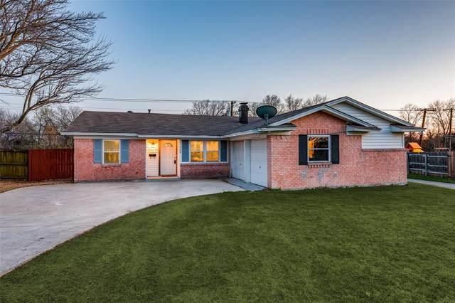 739 Pinehurst Drive, Richardson, TX 75080 (MLS #14540293) :: The Good Home Team