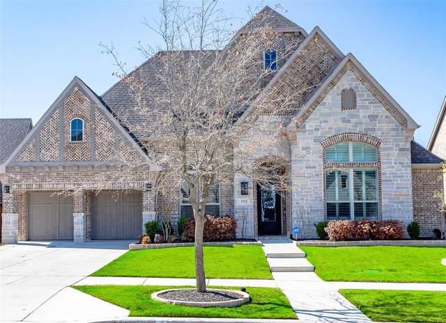 1732 Oak Trail Drive, Aledo, TX 76008 (MLS #14540313) :: Team Hodnett