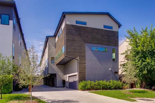 1725 Bennett Avenue #101, Dallas, TX 75206 (MLS #14540314) :: Lyn L. Thomas Real Estate | Keller Williams Allen