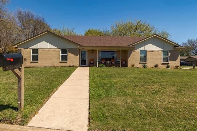 3600 Billie Faye Drive, North Richland Hills, TX 76180 (MLS #14540460) :: The Rhodes Team