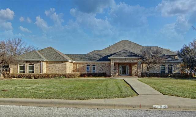104 Woodland Drive, Olney, TX 76374 (MLS #14540469) :: All Cities USA Realty