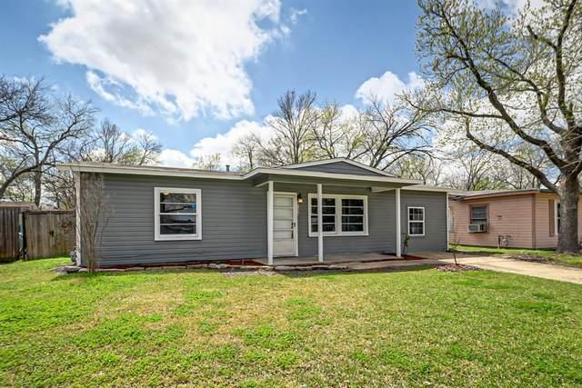 1004 Hensley Street, Arlington, TX 76010 (MLS #14540482) :: Craig Properties Group