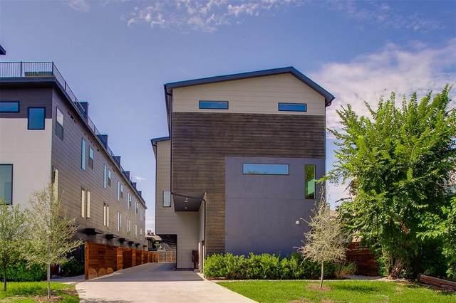 1725 Bennett Avenue #103, Dallas, TX 75206 (MLS #14540525) :: All Cities USA Realty