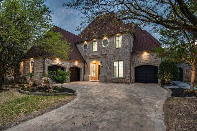 3 Armstrong Drive, Frisco, TX 75034 (MLS #14540559) :: The Chad Smith Team