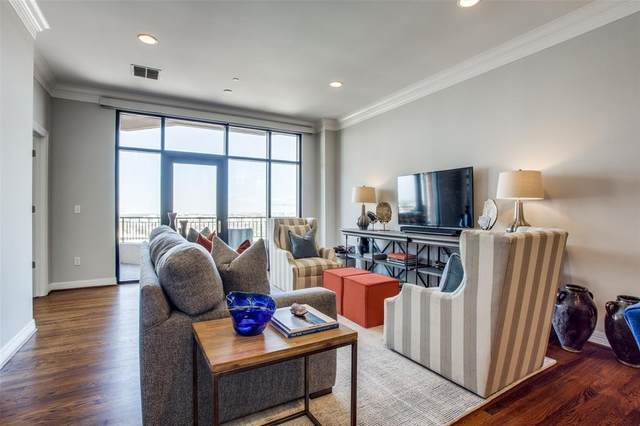 2828 Hood Street #1108, Dallas, TX 75219 (MLS #14540592) :: The Rhodes Team