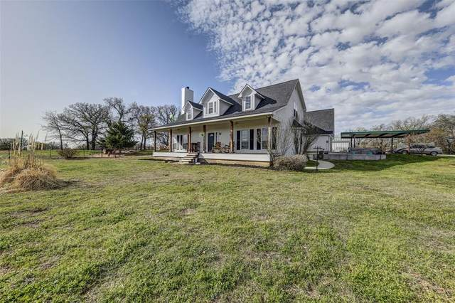420 Private Road 3575, Paradise, TX 76073 (#14540615) :: Homes By Lainie Real Estate Group