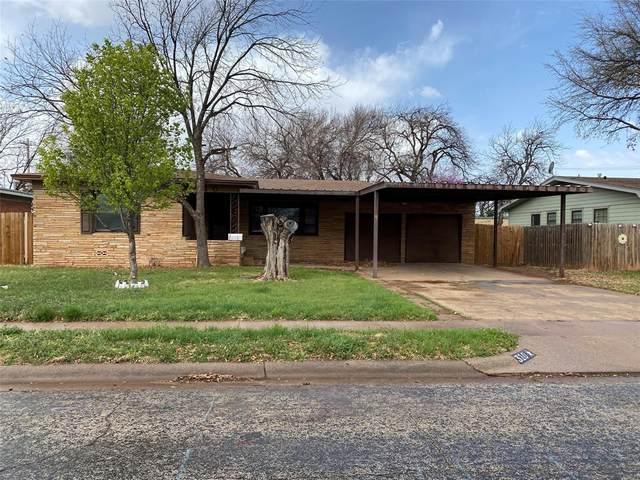 310 Glenhaven Drive, Abilene, TX 79603 (MLS #14540667) :: The Rhodes Team