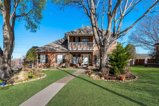 1506 Canterbury Court, Grand Prairie, TX 75050 (MLS #14540675) :: Robbins Real Estate Group