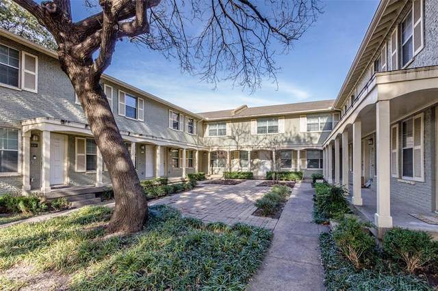 4728 Bradford Drive A, Dallas, TX 75219 (MLS #14540742) :: Frankie Arthur Real Estate