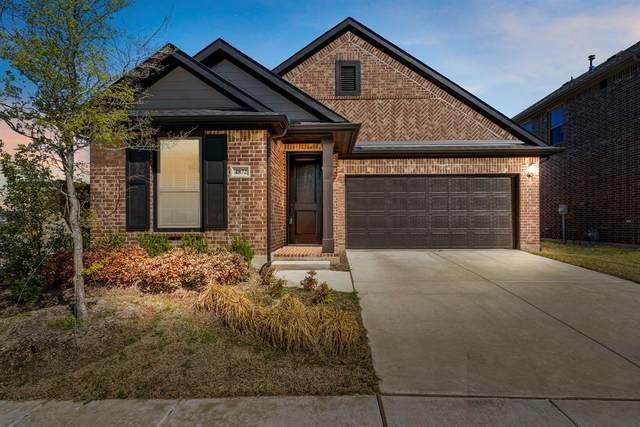 4872 Haven Ridge Road, Carrollton, TX 75010 (MLS #14540746) :: The Good Home Team