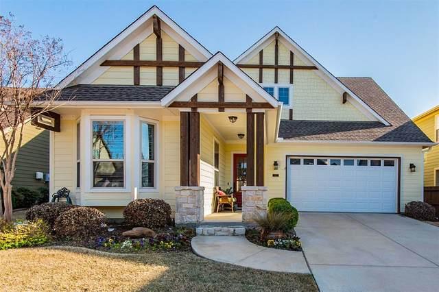 422 Hearth Terrace, Argyle, TX 76226 (MLS #14540867) :: Team Tiller