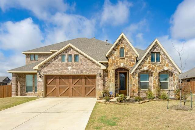 1225 Kittery Drive, Desoto, TX 75115 (MLS #14540888) :: Real Estate By Design