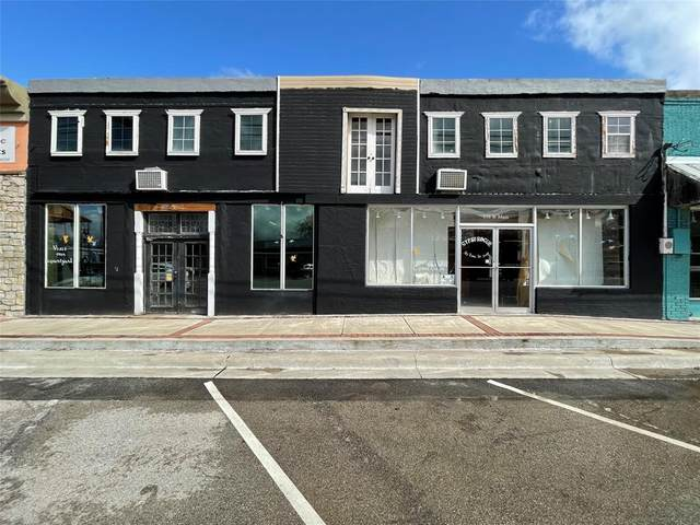 116 W Main Street, Quinlan, TX 75474 (MLS #14541037) :: Frankie Arthur Real Estate