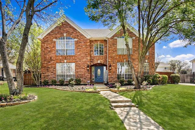 1711 Water Lily Drive, Southlake, TX 76092 (MLS #14541214) :: The Hornburg Real Estate Group