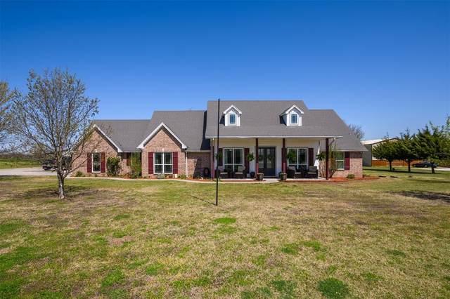 6221 Deer Run Road, Sanger, TX 76266 (MLS #14541274) :: Trinity Premier Properties