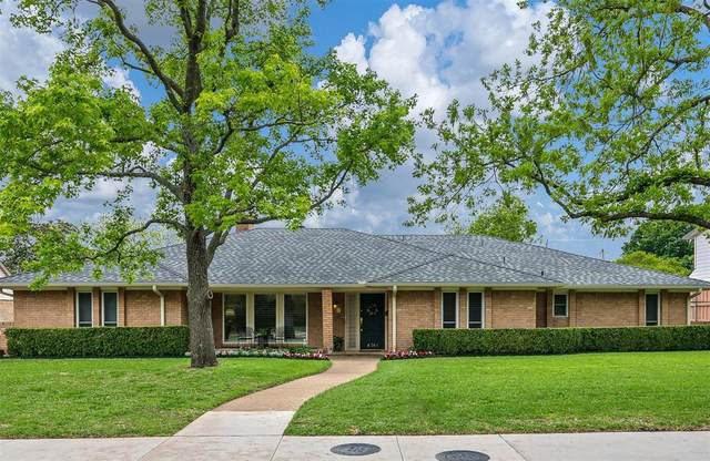 4748 Forest Bend Road, Dallas, TX 75244 (MLS #14541323) :: Team Hodnett