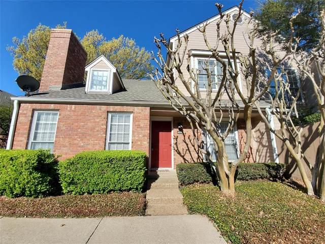 17820 Windflower Way #1404, Dallas, TX 75252 (MLS #14541325) :: Feller Realty