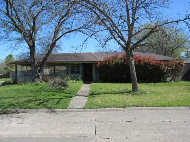 710 Cherokee Trace, Grand Prairie, TX 75051 (MLS #14541387) :: Rafter H Realty