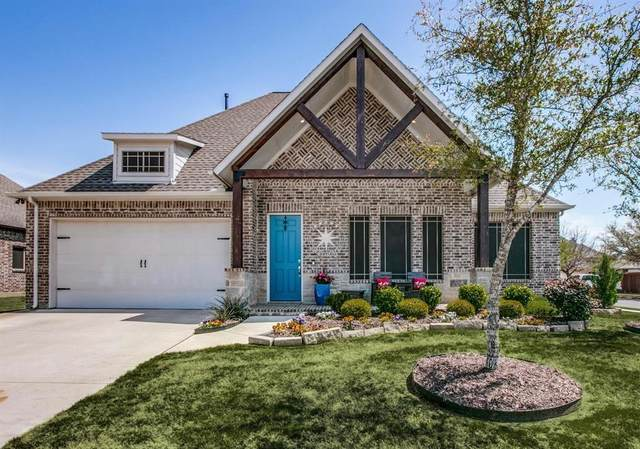 5505 Thistle Hill, Denton, TX 76210 (MLS #14541452) :: Trinity Premier Properties