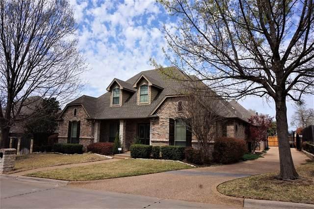 5405 Rome Court, Arlington, TX 76017 (MLS #14541461) :: The Mauelshagen Group
