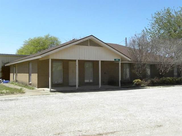 101 N San Jacinto Street, Whitney, TX 76692 (MLS #14541501) :: Results Property Group