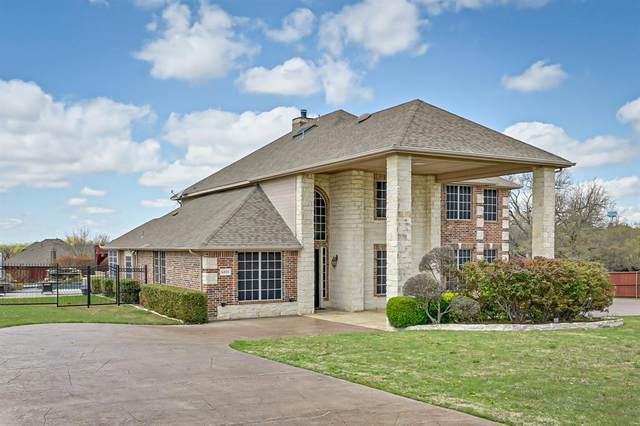 6821 Singleton Road, Midlothian, TX 76065 (MLS #14541503) :: Russell Realty Group