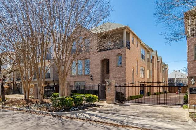 4029 Bowser Avenue, Dallas, TX 75219 (MLS #14541521) :: Premier Properties Group of Keller Williams Realty