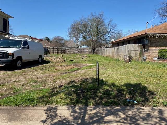 621 W 9th Street, Dallas, TX 75208 (MLS #14541522) :: The Chad Smith Team