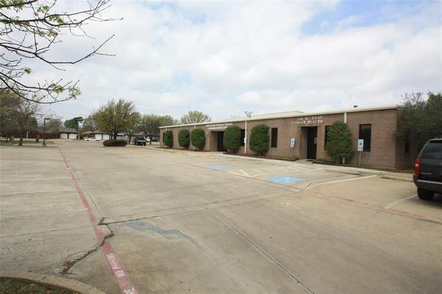 2696 N Galloway Avenue, Mesquite, TX 75150 (MLS #14541602) :: Robbins Real Estate Group