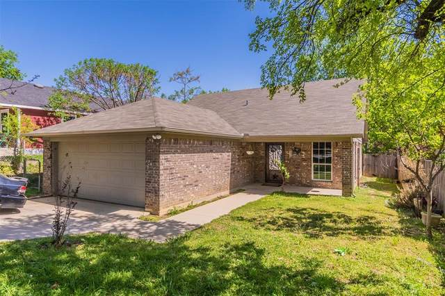 2518 20th Street, Fort Worth, TX 76106 (MLS #14541620) :: Hargrove Realty Group