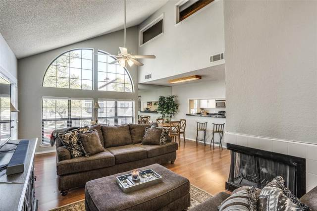 5590 Spring Valley Road B201, Dallas, TX 75254 (MLS #14541628) :: The Tierny Jordan Network