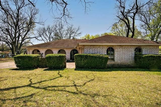 2521 W Park Row Boulevard, Corsicana, TX 75110 (MLS #14541674) :: The Chad Smith Team
