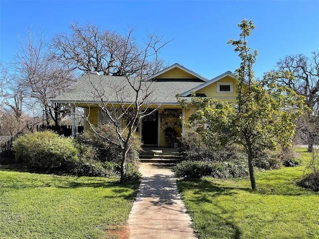 706 E 23rd Street, Cisco, TX 76437 (MLS #14541683) :: Real Estate By Design