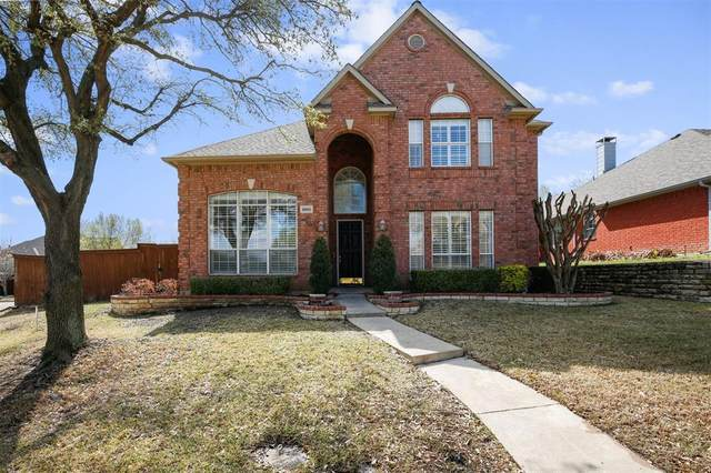 9901 Cliffside Court, Irving, TX 75063 (MLS #14541684) :: The Chad Smith Team
