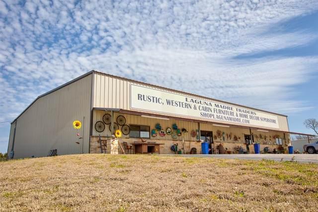 12835 E Us Highway 82, Whitesboro, TX 76273 (MLS #14541708) :: The Kimberly Davis Group