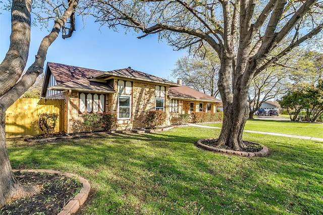 5500 Spring Meadow Drive, North Richland Hills, TX 76180 (MLS #14541813) :: The Chad Smith Team