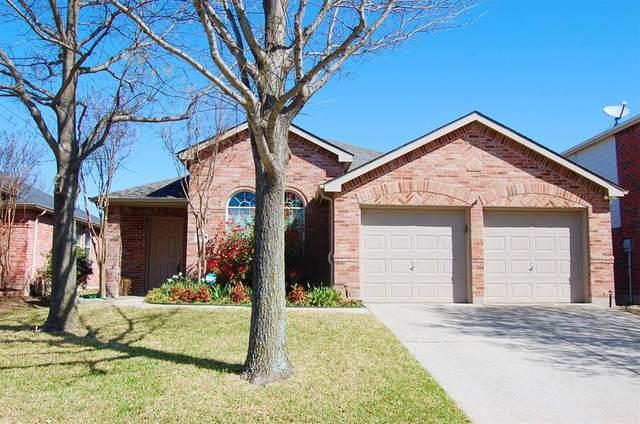 5816 Mariposa Drive, Mckinney, TX 75070 (MLS #14541815) :: Craig Properties Group