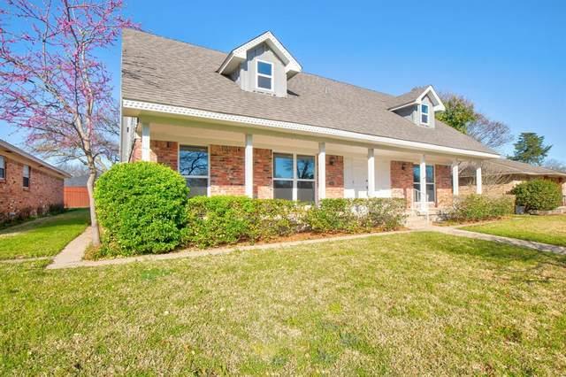 5835 Chapelwood Way, Dallas, TX 75228 (MLS #14541828) :: Robbins Real Estate Group