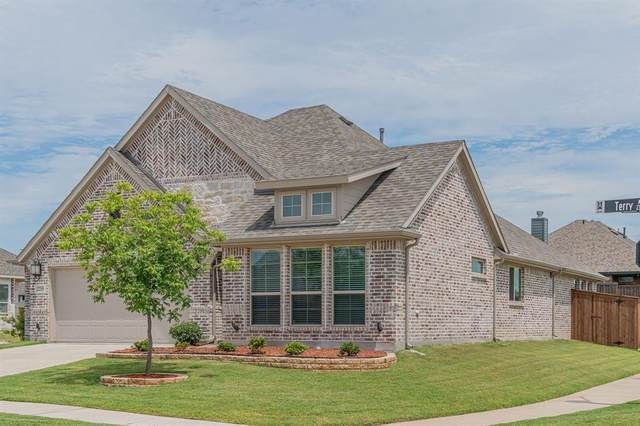 2219 Terry Avenue, Melissa, TX 75454 (MLS #14541933) :: Russell Realty Group