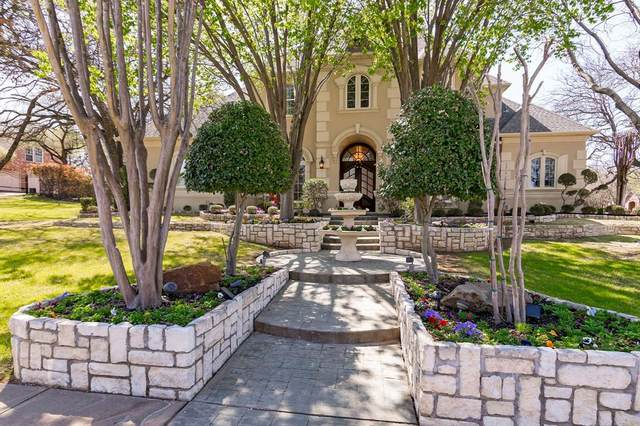 1403 Exeter Court, Southlake, TX 76092 (MLS #14541963) :: The Heyl Group at Keller Williams