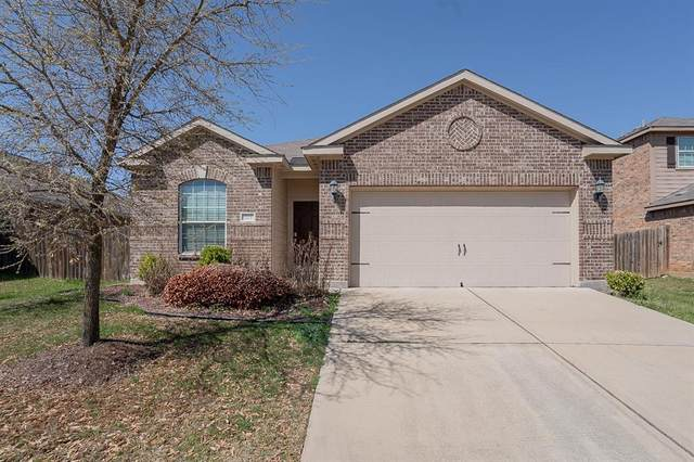 525 Riverbed Drive, Crowley, TX 76036 (MLS #14542042) :: The Mitchell Group