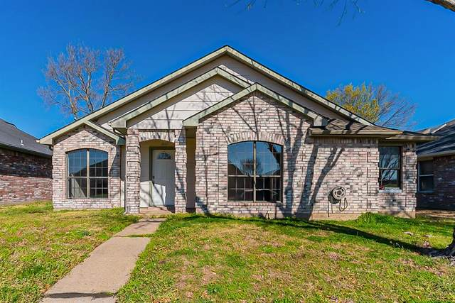 1407 Sandalwood Drive, Mesquite, TX 75181 (MLS #14542048) :: The Chad Smith Team