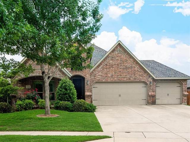 5225 Concho Valley Trail, Fort Worth, TX 76126 (MLS #14542055) :: All Cities USA Realty