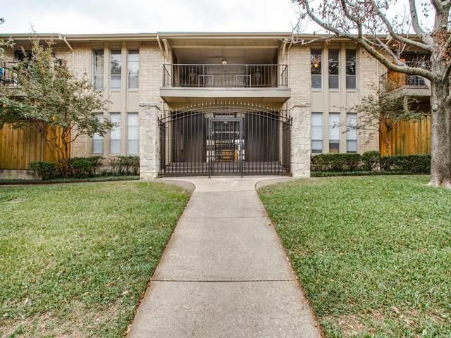 4676 Matilda Street D, Dallas, TX 75206 (MLS #14542146) :: The Rhodes Team