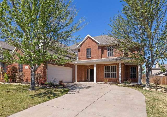 3917 Lankford Trail, Fort Worth, TX 76244 (MLS #14542165) :: The Chad Smith Team