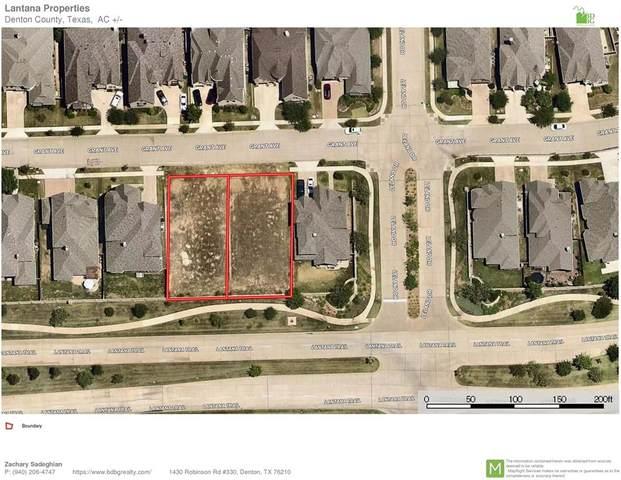 0 Grant Avenue, Argyle, TX 76226 (MLS #14542239) :: Justin Bassett Realty